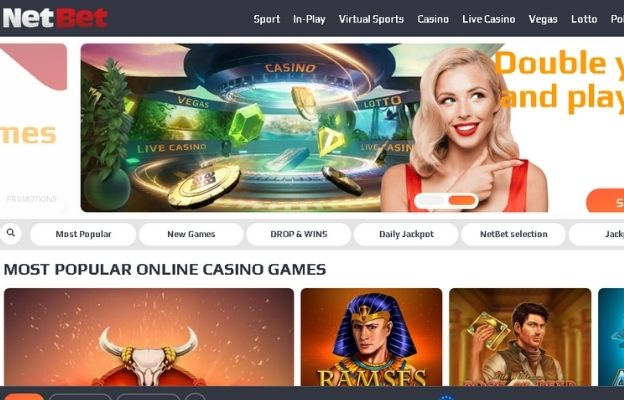 online casinos for high rollers NetBet