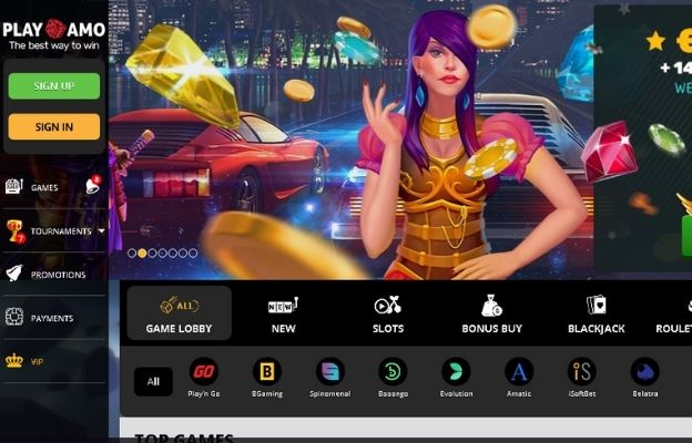 online casinos for high rollers Play amo